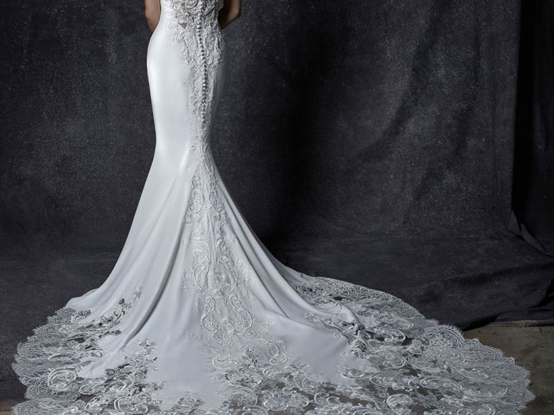 Finding the perfect dress with Enzoani